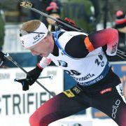 Termine + Kader der Biathlon-Herren zum Saison-Auftakt in Kontiolahti (Finnland) (Foto)