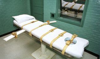 Im Gefängnis von Terre Haute im US-Bundesstaat Indiana wird am 8. Dezember die erste Hinrichtung einer Frau seit 70 Jahren stattfinden. (Foto)