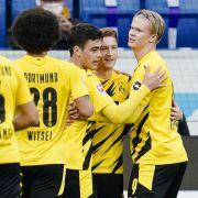 Borussia Dortmund vs. Zenit St. Petersburg heute live sehen (Foto)
