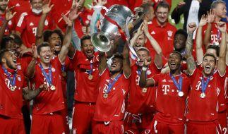 Der FC Bayern München will seinen Champions-League-Sieg wiederholen. (Foto)