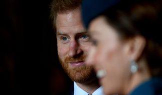 Prinz Harry hat das Scheitern seiner bisherigen Beziehungen angeblich seiner Schwägerin Kate Middleton zu verdanken. (Foto)