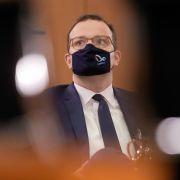 Gesundheitsminister Spahn positiv getestet - Kabinett NICHT in Quarantäne (Foto)