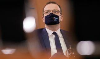 Gesundheitsminister Spahn ist positiv auf Corona getestet worden. (Foto)