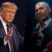 """Völlig versagt! Obama wirft Trump """"Inkompetenz"""" vor (Foto)"""