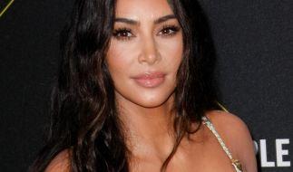 Kim Kardashian zeigt bei Instagram ganz schön viel. (Foto)