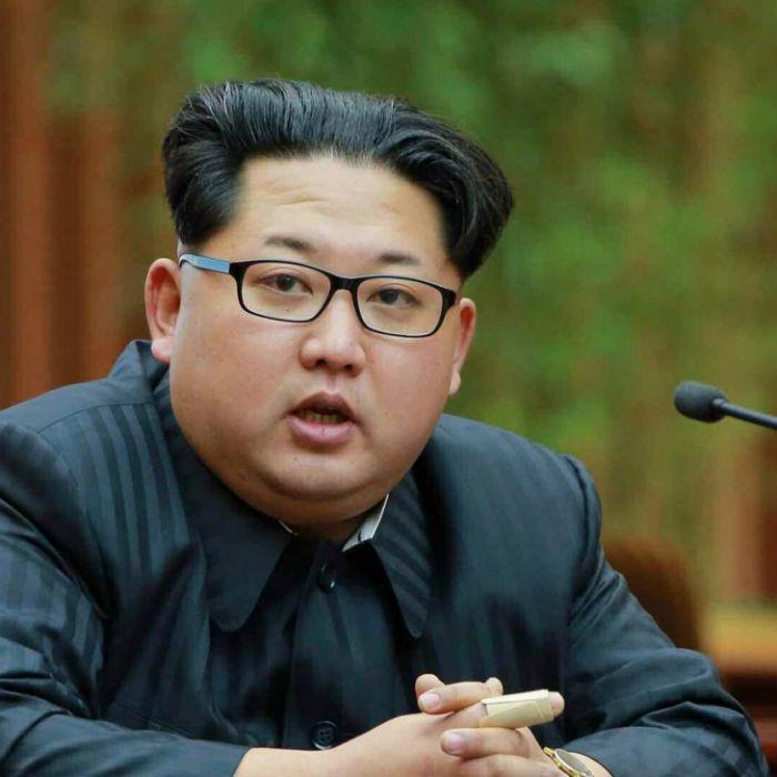 Nordkorea-Diktator warnt sein Volk vor Corona-Staubwolke aus China (Foto)