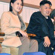 Ließ der Diktator seine Frau Ri Sol-ju heimlich hinrichten? (Foto)