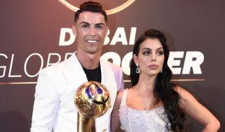 Georgina Rodriguez und Cristiano Ronaldo sind seit 2017 ein Paar. (Foto)