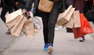 Wo können Sie am Sonntag, 25. Oktober, dem Shopping frönen? (Foto)