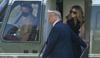 Ist das wirklich Melania Trump auf dem Foto? (Foto)