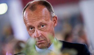 """Friedrich Merz glaubt an eine Verschwörung des """"Establishments"""" gegen ihn als CDU-Parteivorsitzenden. Twitter explodierte fast vor Spott und Unglauben. (Foto)"""