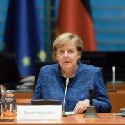 "Laut Medienberichten! Bundeskanzlerin Merkel plant ""Lockdown Light"" (Foto)"