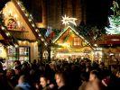 Weihnachtsmärkte wie hier in der historischen Innenstadt von Hannover wird es 2020 aufgrund der Corona-Pandemie nicht geben. (Foto)