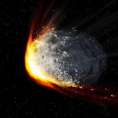 Achtung! DIESER Killer-Asteroid könnte 2068 einschlagen (Foto)