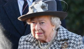 Queen Elizabeth II. muss auf ihren traditionellen Kirchenbesuch an Weihnachten verzichten. (Foto)