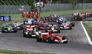 So sehen Sie die Trainings, Qualifyings und Rennen der Formel 1 im Live-Stream und TV. (Foto)