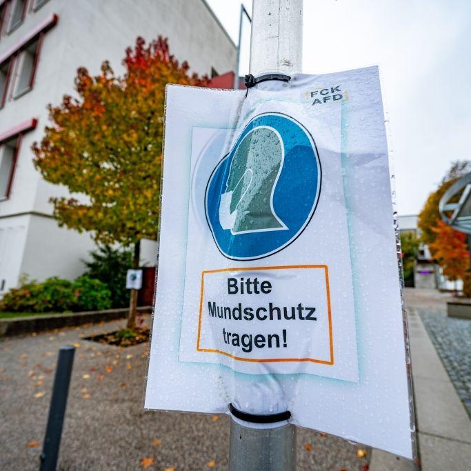 16.774 Neuinfektionen! Bayerns drittgrößte Stadt schon ab morgen im Lockdown (Foto)
