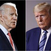 """Joe Biden wettert los! Hat """"Superspreader"""" Trump Menschenleben riskiert? (Foto)"""