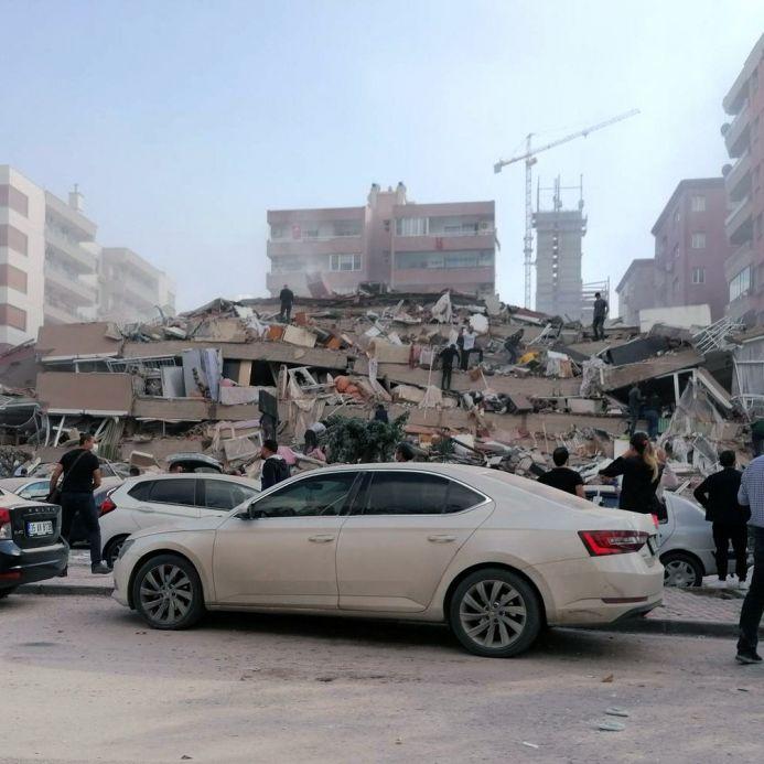 Mädchen (4) nach 91 Stunden aus Trümmern gerettet (Foto)