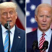 Trump oder Biden? Fakten, Termine, Prognosen zur Präsidentschaftswahl (Foto)
