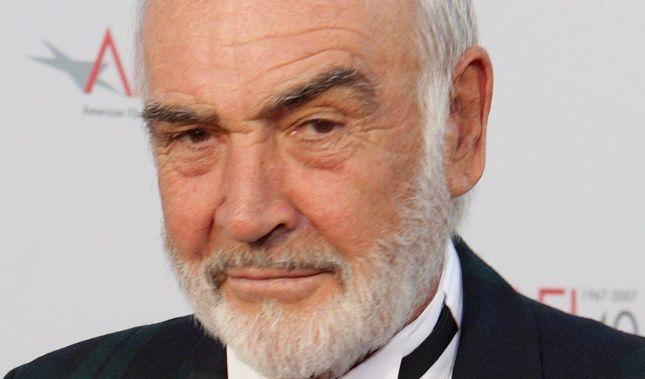 Sir Sean Connery, Schauspieler (25.08.1930 - 31.10.2020) (Foto)