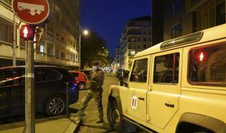 Ein orthodoxer Priester ist im französischen Lyon durch Schüsse lebensgefährlich verletzt worden. (Foto)