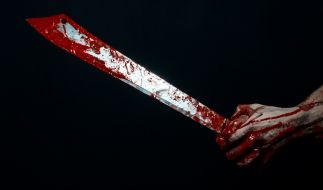 Eine tödliche Schwert-Attacke im kanadischen Quebec hat die Polizei in der Halloween-Nacht auf Trab gehalten (Symbolbild). (Foto)