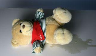 Ein sechsjähriges Mädchen wurde in Texas von seiner Stiefmutter zu Tode geprügelt, weil es ins Bett machte (Symbolfoto). (Foto)