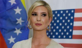 Schon bald könnte Donald Trumps Tochter Ivanka Trump als US-Präsidentin kandidieren. (Foto)