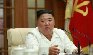 Baut Kim Jong-un etwa wieder Atomwaffen? (Foto)