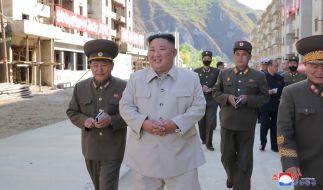 Was treibt Nordkorea-Diktator Kim Jong-un in der Corona-Pandemie? (Foto)