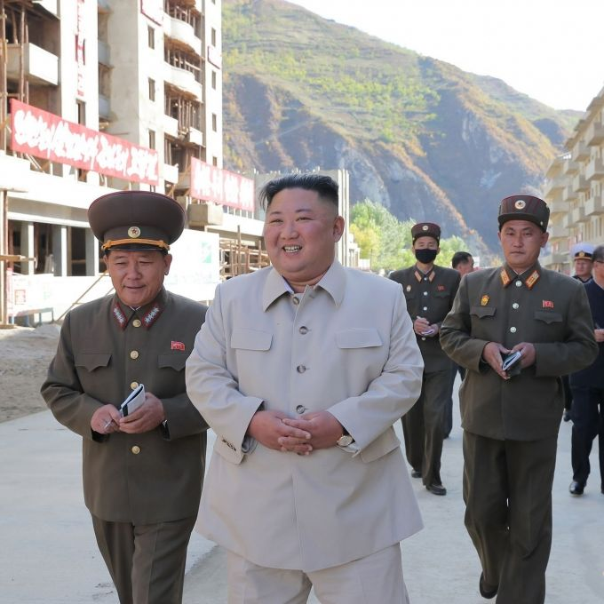 Nordkorea-Diktator soll Corona-Infizierte in Lager verhungern lassen (Foto)