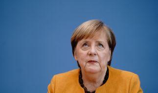 Merkel appelliert an die Vernunft. (Foto)