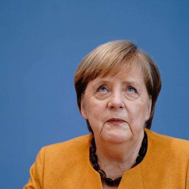 Angst vor Dauer-Lockdown! Merkels Schock-Prognose für Weihnachten (Foto)