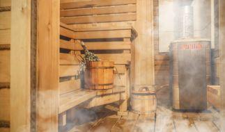 In der Sauna wurden der Fleisch-Magnat und seine Freundin angegriffen. (Foto)