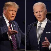 """Wahl-Krimi dauert an!Trump spricht weiter von """"illegalen Stimmen"""" (Foto)"""