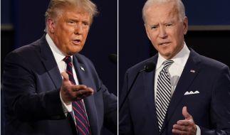 Trump oder Biden: Wer gewinnt die US-Wahl 2020? (Foto)