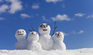 Wie wird das Wetter im Winter 2020/21? (Foto)