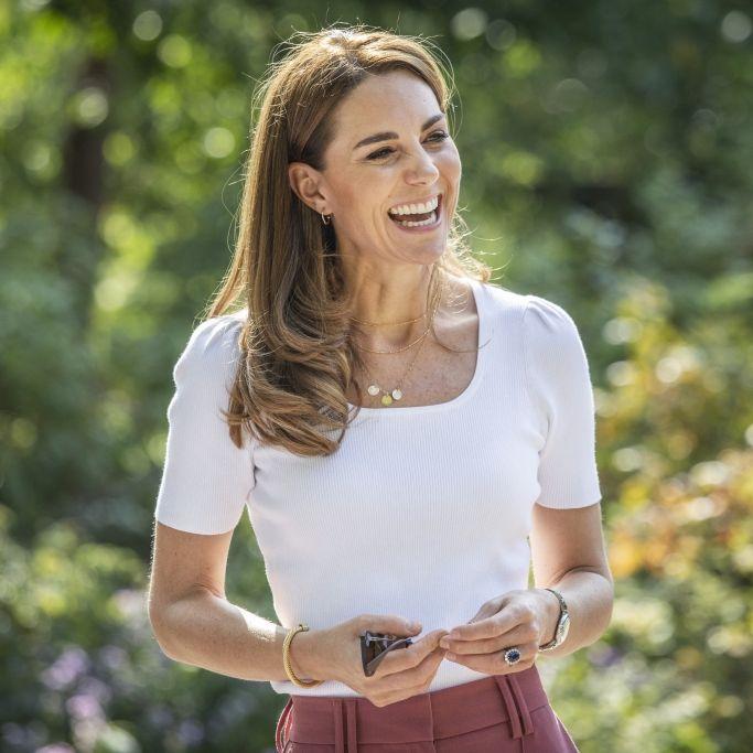 Veränderung nicht zu übersehen! Herzogin Kate übt schon mal fürs Königinnenleben (Foto)