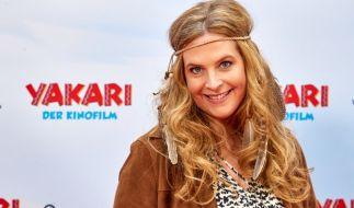 """Diana Amft spricht im """"Yakari""""-Kinofilm den kleinen Biber Lindenbaum. (Foto)"""