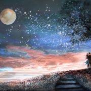 Was verspricht der Mond Singles und Liebenden? Das bringt Ihnen der Löwe-Mond in der Liebe.