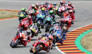 Zum 13. Lauf der Saison findet sich die Elite aus MotoGP, Moto2 und Moto3 im spanischen Valencia ein. (Foto)