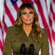 Umzugswagen vor Weißem Haus gesichtet! Verlässt sie Donald jetzt? (Foto)