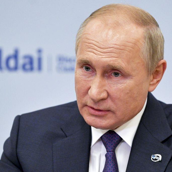Gerüchte um Rücktritt! Russischer Präsident soll an Parkinson erkrankt sein (Foto)