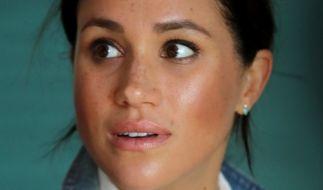 Herzogin Meghan dürfte angesichts der aktuellen Royals-News tüchtig ins Staunen geraten. (Foto)