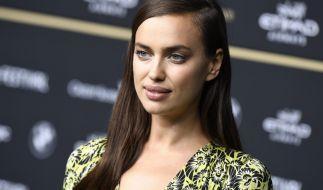 """Irina Shayk macht ein Lack-Girl in der """"Vogue"""". (Foto)"""