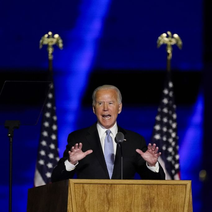 CNN-Moderator bricht nach Biden-Sieg in Tränen aus (Foto)