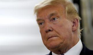 Donald Trumps peinliche Verwechslung erntet auf Twitter reichlich Spott. (Foto)
