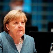 Corona-Klartext von Merkel: Wer zuerst geimpft werden soll.