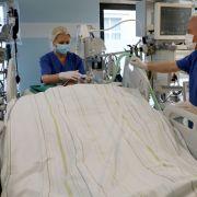 Besorgniserregender Trend! Intensivstationen füllen sich (Foto)